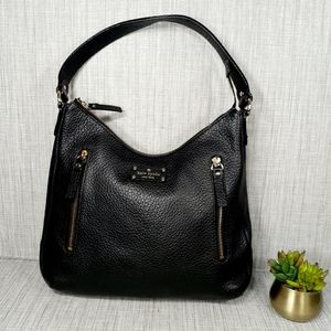 Kate Spade Pebbled Leather Shoulder Bag